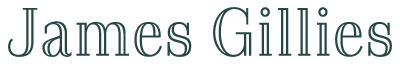 James Gillies Logo